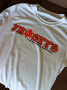 frosty shirt
